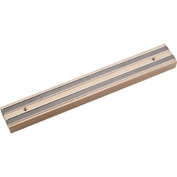 Chef Inox Magnetic Tool/Knife Rack – 330mm - Wood