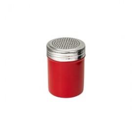 Stainless Steel Salt Dredge - Red 285ml