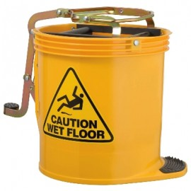 Mop Bucket - Yellow