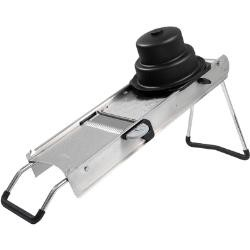 De Buyer Access Mandoline With 2 Double Sided Blades & 4 10Mm