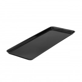 Black Rectangular Platter 500mm x 180mm