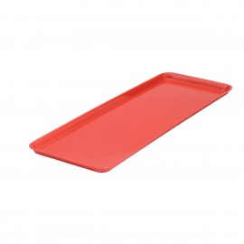 Red Rectangular Platter 500mm x 180mm