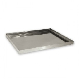 Drip Tray Stainless Steel 440 x 360 (17 x 14)