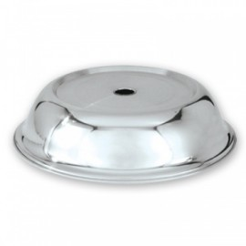 Plate Cover - 250mm Stainless Steel