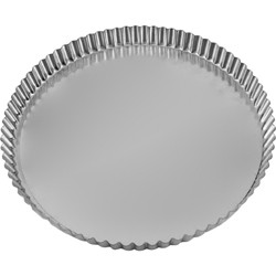 Guery Round Fluted Quiche Pan (Loose Base) – 200X25Mm