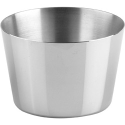 Chef Inox Pudding Mould – 75X42Mm