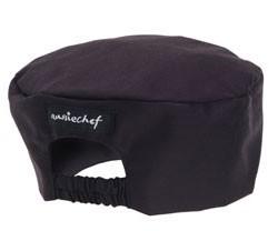 Box Hat Black Large