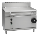 Waldorf 800 Series BPL8120G - 1200mm 120 LItre Gas Tilting Bratt Pan Low Back Version