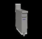 Waldorf 800 Series BTL8200-CB - 200mm Bench Top Low Back Version - Cabinet Base