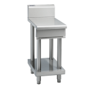 Waldorf 800 Series BT8450-LS - 450mm Bench Top Leg Stand