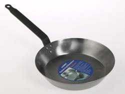 Frypan Iron 30cm - Black