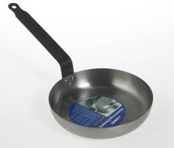 Black Iron Omelette Pan - 20cm