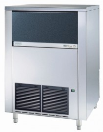 Brema CB1265A Ice Cube Maker, 130kg/day, 65kg storage