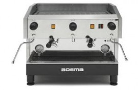 Boema Caffe CC-2S15A 2 Group Semi - Automatic Espresso Machine