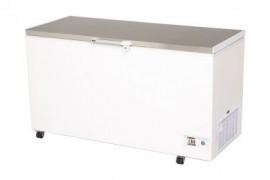 Bromic CF0500FTSS Flat Top Stainless Steel 492L Storage Chest Freezer