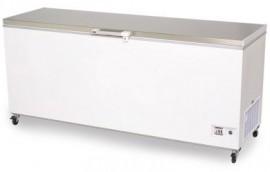 Bromic CF0700FTSS Flat Top Stainless Steel 675L Storage Chest Freezer