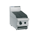 Waldorf 800 Series CHL8300G-B - 300mm Gas Chargrill Low Back Version - Bench Model