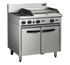Cobra CR9B - 900mm Gas Ranges - Gas Static Oven Range
