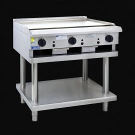 Luus CS-12P-T 1200mm Teppanyaki Grill with legs & shelf
