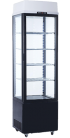 Exquisite CTD235 Display Refrigerator - Black