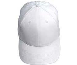 Cap Baseball White