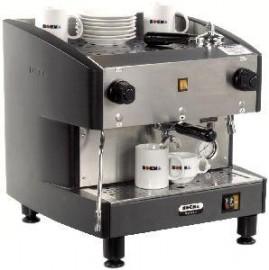 Boema Deluxe D-1S10A Espresso Machine 1 Group Semi - Automatic