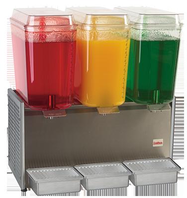 Cratcho D355 3 Beverage Dispenser Commercial Food