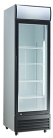 Exquisite DC400P One Glass Door Upright Display Refrigerators