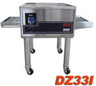 Middleby Marshall DZ331 - No Stand Counter Top & Standard Conveyor Oven