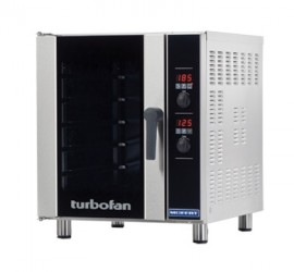 Turbofan E33D5 - Half Size Digital Electric Convection Oven