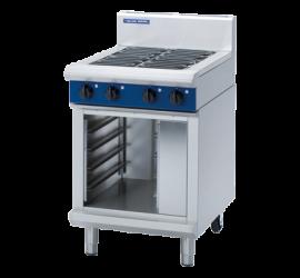 Blue Seal Evolution Series E514D-CB - 600mm Electric Cooktop Cabinet Base