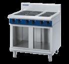 Blue Seal Evolution Series E516D-CB - 900mm Electric Cooktop Cabinet Base