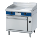 Blue Seal Evolution Series EP56 - 900mm Electric Griddle Convection Oven Range