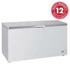 Exquisite ESS650H Stainless Steel Top Storage Chest Freezers