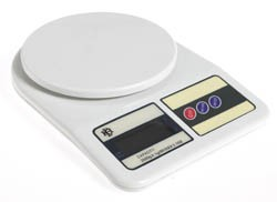 Electronic Scale 5kg digital display battery operated 5000g X 1g / 200oz X 0.1oz