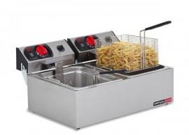 Anvil Axis FFA0002 Fryer Deep Fat, Double Pan