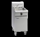 Waldorf 800 Series FNL8127E - 450mm Electric Fryer Low Back Version
