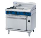 Blue Seal Evolution Series G506B - 900mm Gas Range Static Oven