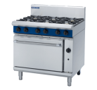 Blue Seal Evolution Series G506D - 900mm Gas Range Static Oven