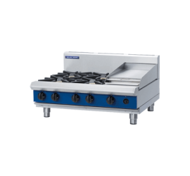 Blue Seal Evolution Series G516C-B - 900mm Gas Cooktop - Bench Model