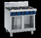Blue Seal Evolution Series G516C-CB - 900mm Gas Cooktop - Cabinet Base