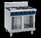 Blue Seal Evolution Series G516D-CB - 900mm Gas Cooktop - Cabinet Base