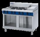 Blue Seal Evolution Series G518C-CB - 1200mm Gas Cooktop Cabinet Base