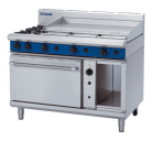 Blue Seal Evolution Series G58A - 1200mm Gas Range Convection Oven