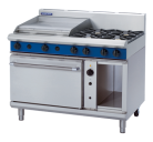 Blue Seal Evolution Series G58B - 1200mm Gas Range Convection Oven