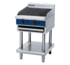 Blue Seal Evolution Series G594-LS - 600mm Gas Chargrill Leg Stand