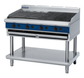 Blue Seal Evolution Series G598-LS - 1200mm Gas Chargrill Leg Stand