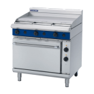 Blue Seal Evolution Series GE506A - 900mm Gas Range Electric Static Oven