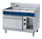 Blue Seal Evolution Series GE508A - 1200mm Gas Range Electric Static Oven