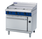 Blue Seal Evolution Series GE56A - 900mm Gas Range Electric Convection Oven